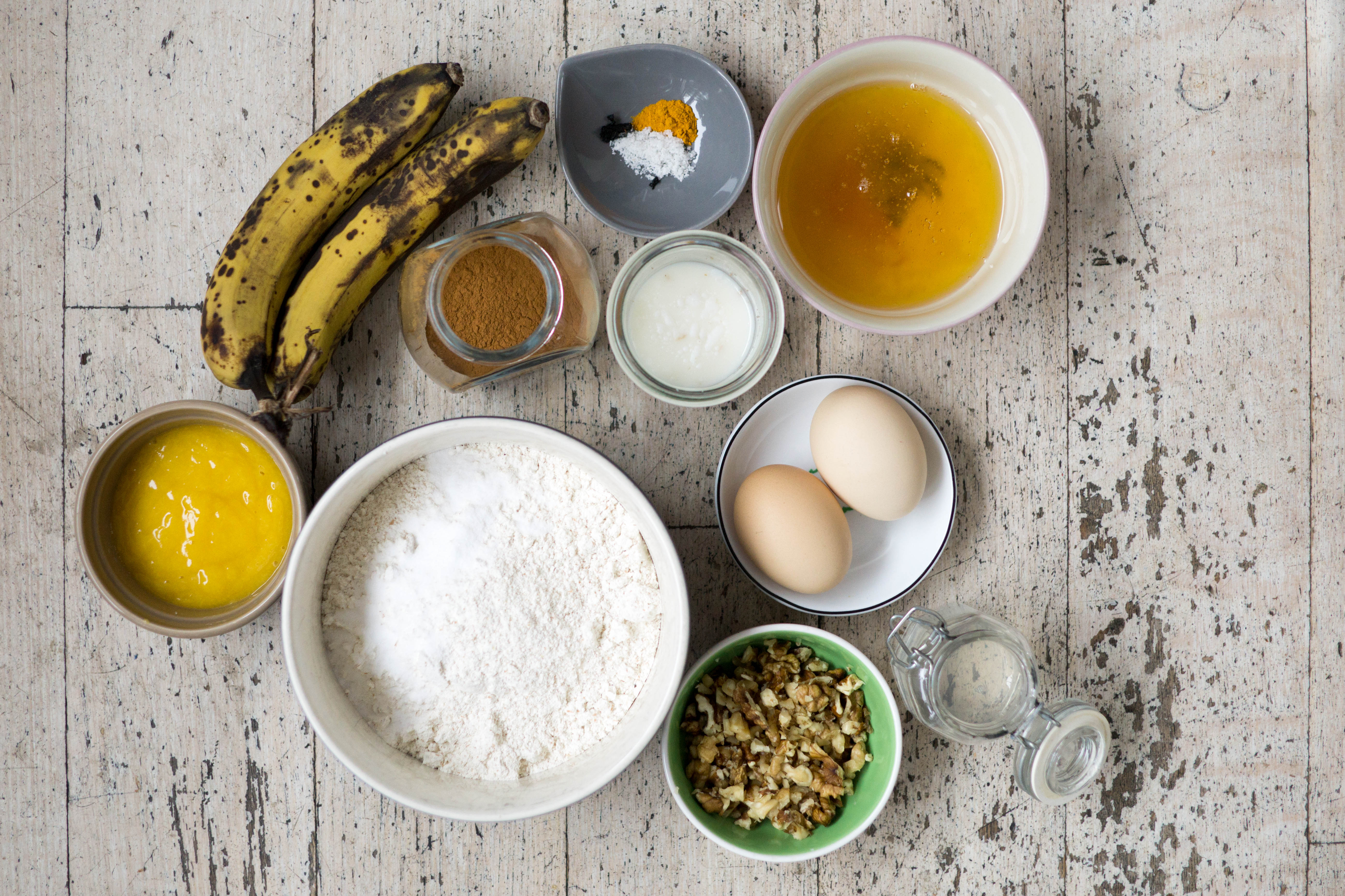 Innocent Banana Amp Mango Bread East Of Kitchen